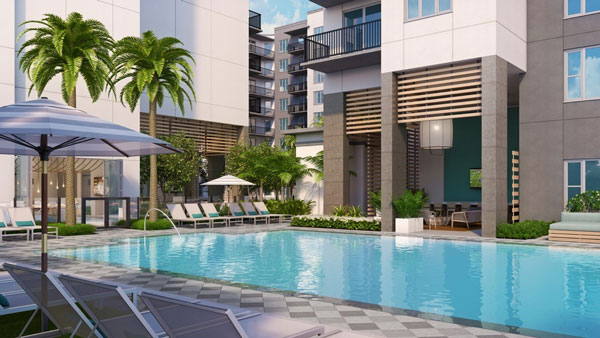 Affordable luxury apartment locator Broward County
