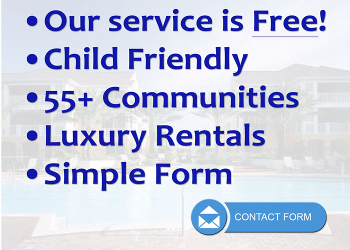 Free apartment locator service in the Fort Lauderdale area